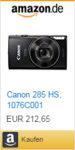 Canon IXUS285HS auf Amazon Kaufen