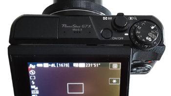 Permalink auf:Einstellungen für die Canon G7X Mk II