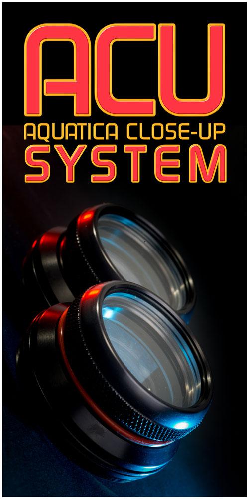 Aquatica ACU close-up System