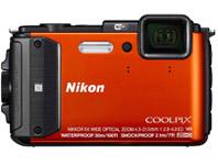 Die Nikon AW130 ist mit einer Tauchtiefe von 30 Metern, Kompass und Tiefenmesser zum Tauchen perfekt geeignet