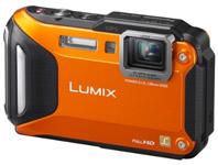 Panasonic Lumix FT-5 Unterwasserkamera mit Leica Objektiv und hoher Auflösung