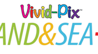Vivid Pix - Land and sea