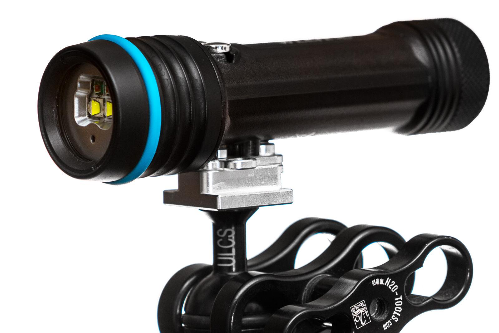 test der fokuslampe weefine 800fr unterwasser. Black Bedroom Furniture Sets. Home Design Ideas
