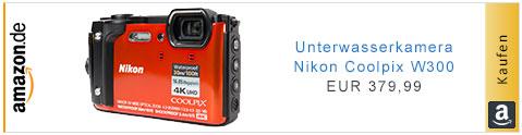 Nikon W300 auf Amazon.de