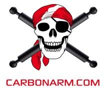 Carbonarm.com Quick-Release Blitzarme