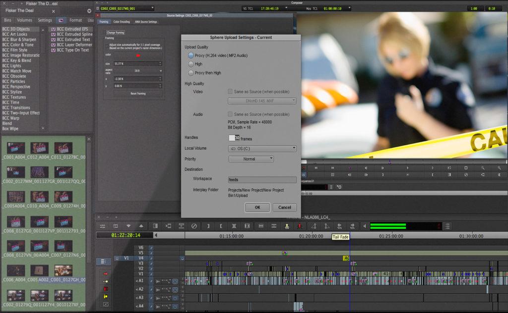 kostenlose Videoschnittsoftware composer first kostenlos