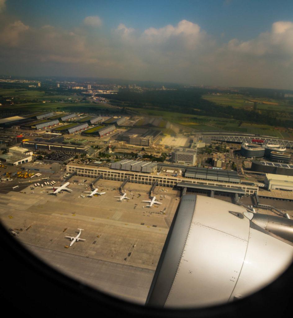 Flug Anreise mit Air Arabia