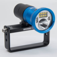Anchor Dive Lights mit der Series 189 auf der Interdive