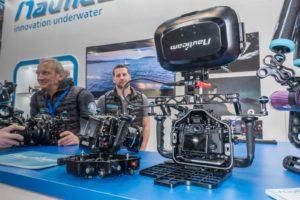 Nauticam NA-XT3 für die Fuji X-T3 Spiegellose Kamera