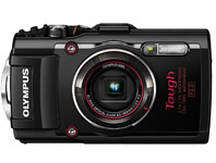 Olympus TG-4 die beste Schnorchelkamera 2017 punktet mit hoher Auflösung und RAW Modus