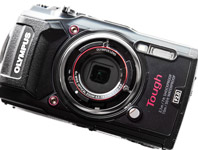 Die Olympus TG-5 ist die beste aktuelle Unterwasserkamera. Bietet RAW und 15 Meter Tauchtiefe
