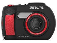 Die SeaLife DC2000 ist eine echte Unterwasserkamera mit Gehäuse und Sony 1 Zoll Chip